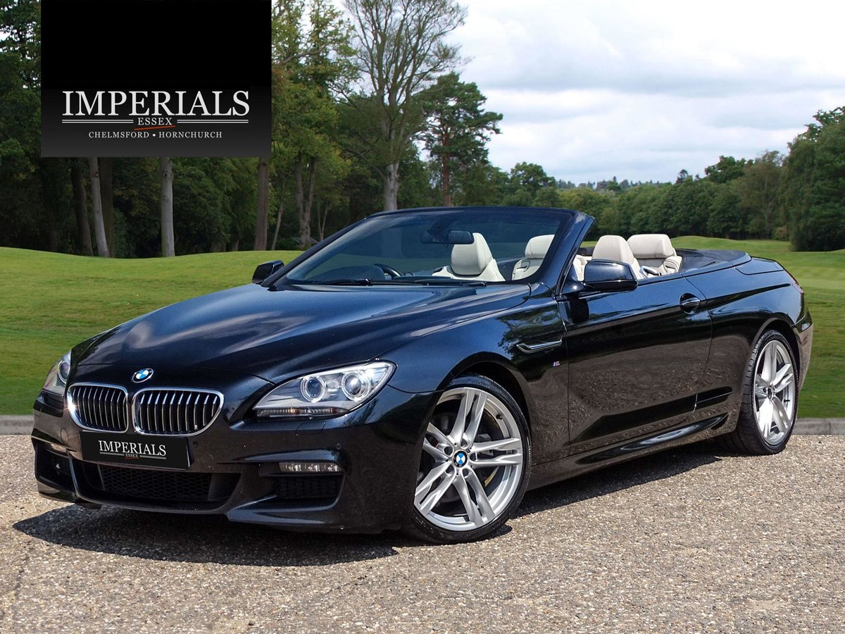 2014 BMW 6 SERIES For Sale (picture 1 of 20)