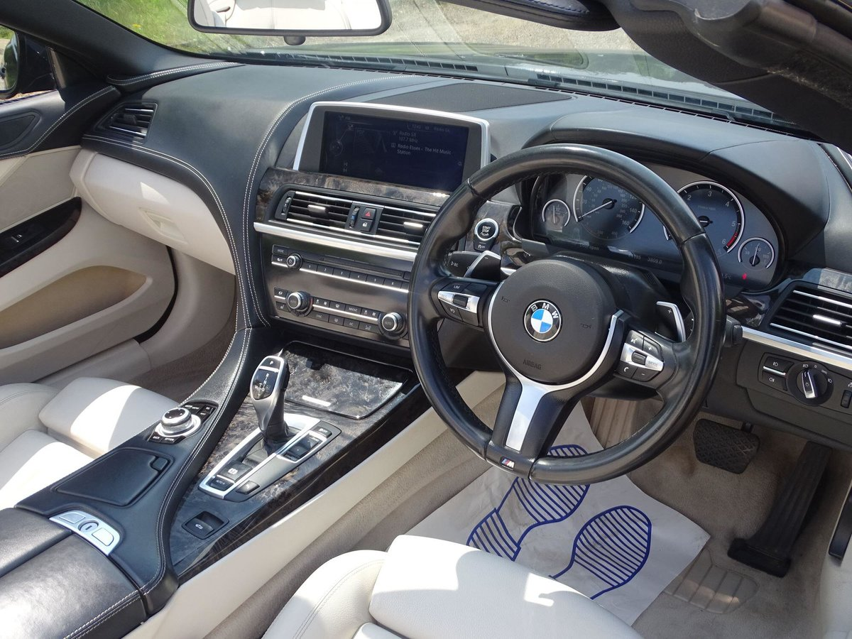 2014 BMW 6 SERIES For Sale (picture 3 of 20)
