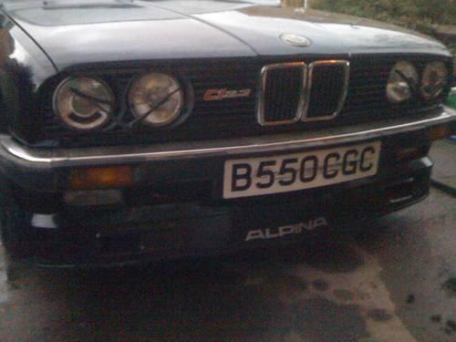 1984 Rare BMW ALPINA C1 2.3i no.0154 SOLD (picture 4 of 6)
