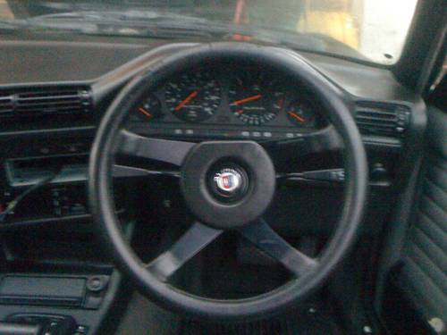 1984 Rare BMW ALPINA C1 2.3i no.0154 SOLD (picture 6 of 6)