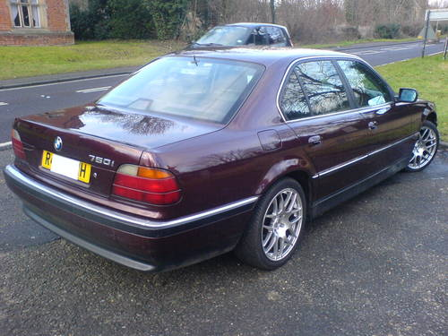 1998 BMW 735i, 112890 miles,good Classic Car For Sale (picture 2 of 6)