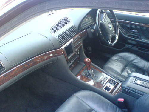 1998 BMW 735i, 112890 miles,good Classic Car For Sale (picture 5 of 6)