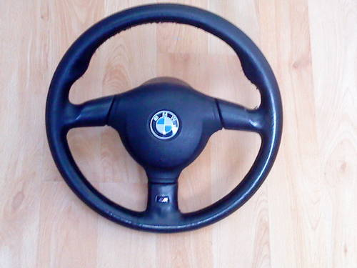 E36 BMW 325i  M TECH-2 STEERING WHEEL For Sale (picture 1 of 6)