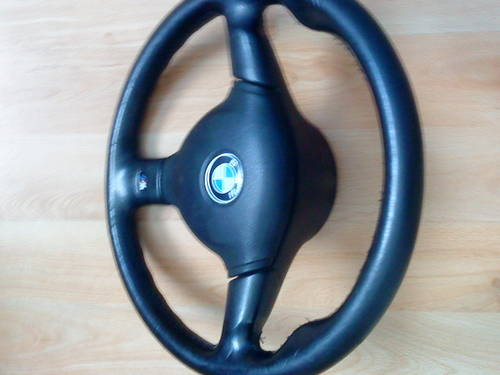 E36 BMW 325i  M TECH-2 STEERING WHEEL For Sale (picture 4 of 6)