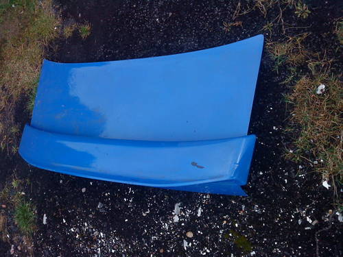 E30 BMW 325i BONNET & REAR BOOTLID/DOOR For Sale (picture 4 of 6)