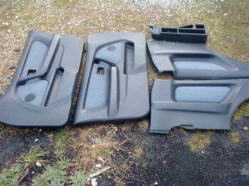 E36 BMW 316i COMPACT HALF LEATHER INTERIOR For Sale (picture 3 of 6)