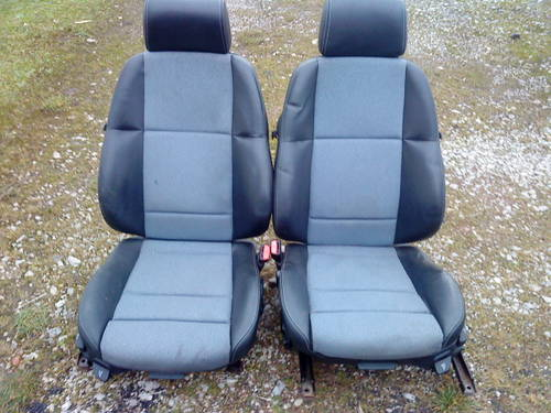 E36 BMW 316i COMPACT HALF LEATHER INTERIOR For Sale (picture 5 of 6)