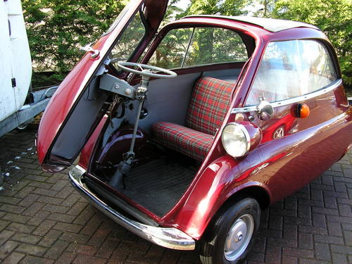 1960 Bmw Isetta Bubble Car Sold Car And Classic