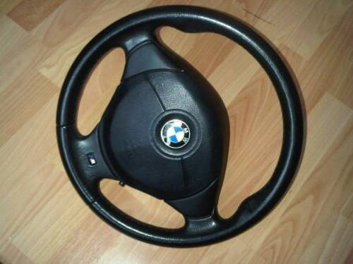 E36 BMW 325i  M3 EVO M -TECH STEERING WHEEL For Sale (picture 1 of 6)