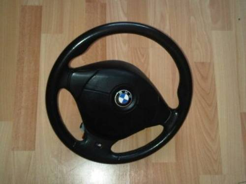 E36 BMW 325i  M3 EVO M -TECH STEERING WHEEL For Sale (picture 4 of 6)