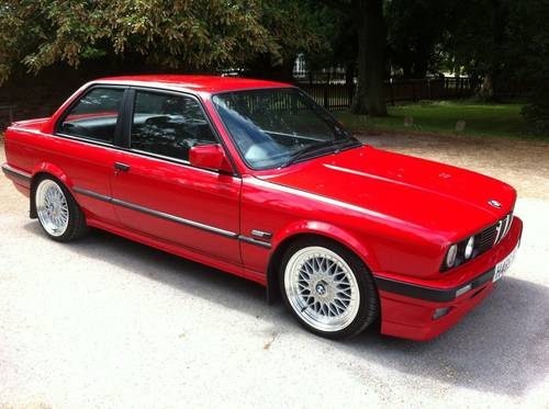 1990 Rust free E30 318is 24v 325i SOLD | Car And Classic