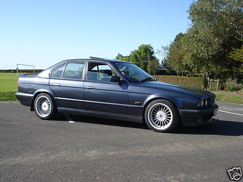 1996 Alpina Wheels On Bmw E34 Sold Car And Classic