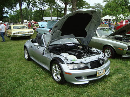 1999 BMW Sport Convertible For Sale (picture 1 of 6)