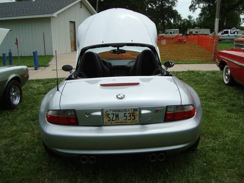 1999 BMW Sport Convertible For Sale (picture 3 of 6)