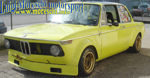 1974 BMW 2002 Tii E10 Gr 2 For Sale (picture 1 of 6)
