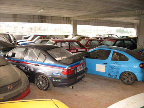 bmw racing car For Sale (picture 1 of 6)