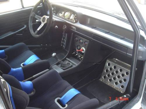1975 BMW 2002 ti - Historic Rally car - FIA approved For Sale (picture 3 of 6)