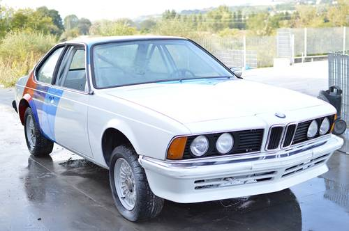 BMW 635 csi For Sale (picture 1 of 4)