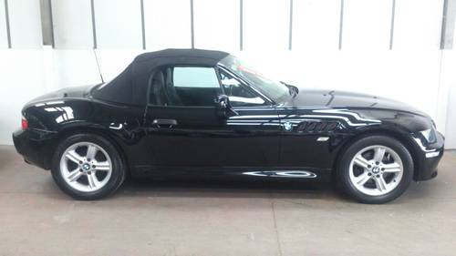 0303 EXTREMELY LOW MILEAGE BMW Z3 - 25,843 MILES ONLY For Sale (picture 1 of 6)