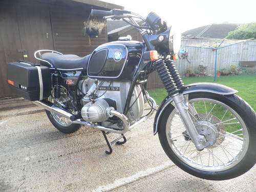 1978 BMW Boxers URGENTLY required Wanted (picture 1 of 6)