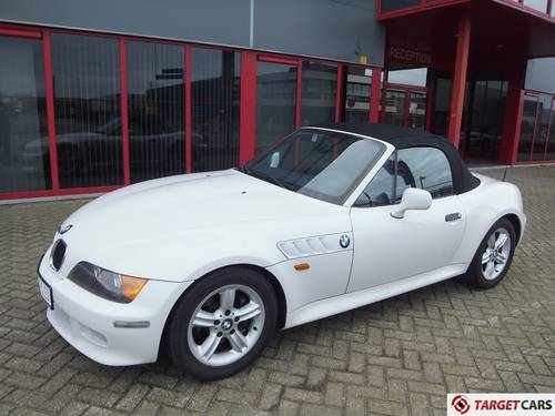 2000 BMW Z3 RoadSter 2.0L Cabrio LHD For Sale (picture 1 of 6)