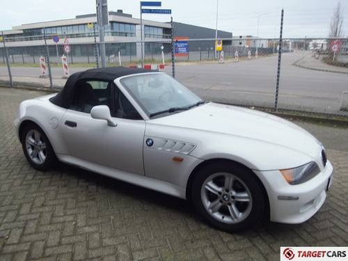 2000 BMW Z3 RoadSter 2.0L Cabrio LHD For Sale (picture 2 of 6)