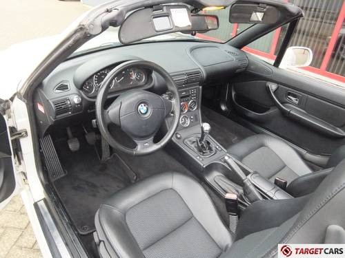 2000 BMW Z3 RoadSter 2.0L Cabrio LHD For Sale (picture 5 of 6)