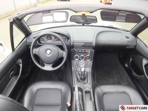 2000 BMW Z3 RoadSter 2.0L Cabrio LHD For Sale (picture 6 of 6)