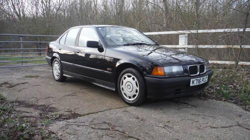1992 e36 bmw 316i 1 owner ex demo 100% original For Sale (picture 1 of 6)