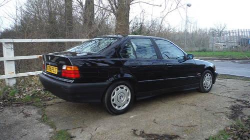 1992 e36 bmw 316i 1 owner ex demo 100% original For Sale (picture 2 of 6)
