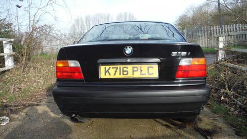 1992 e36 bmw 316i 1 owner ex demo 100% original For Sale (picture 3 of 6)