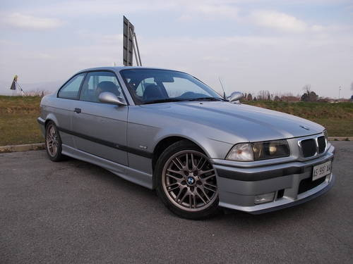 1997 BMW M3 3200 SMG serviced For Sale (picture 1 of 1)