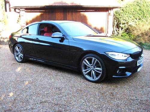 2014 BMW 435i M Sport Coupe With A Massive Spec For Sale (picture 2 of 6)