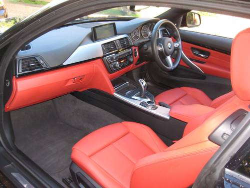 2014 BMW 435i M Sport Coupe With A Massive Spec For Sale (picture 3 of 6)