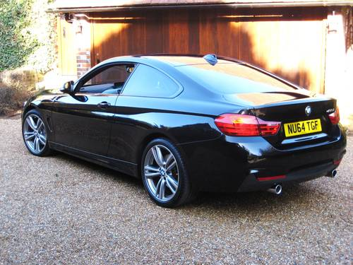2014 BMW 435i M Sport Coupe With A Massive Spec For Sale (picture 5 of 6)