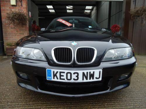 0303 EXTREMELY LOW MILEAGE BMW Z3 - 25,843 MILES ONLY For Sale (picture 2 of 6)