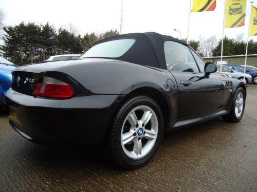 0303 EXTREMELY LOW MILEAGE BMW Z3 - 25,843 MILES ONLY For Sale (picture 3 of 6)