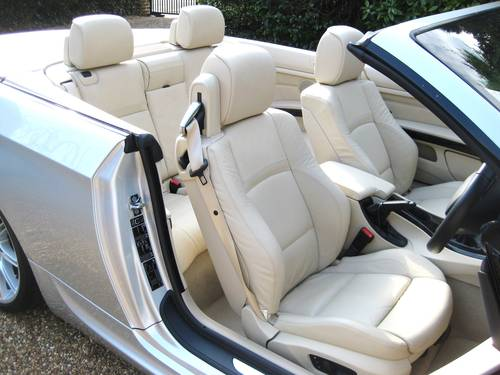 2007 BMW 325i M Sport Convertible With Just 5,000 Miles From New For Sale (picture 4 of 6)