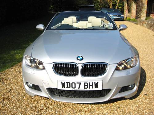 2007 BMW 325i M Sport Convertible With Just 5,000 Miles From New For Sale (picture 6 of 6)