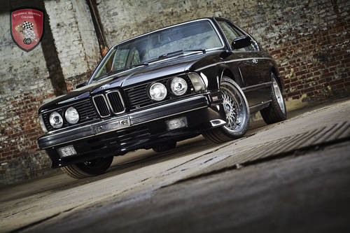 1988 BMW M635CSI * fully loaded For Sale (picture 1 of 6)