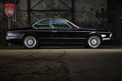 1988 BMW M635CSI * fully loaded For Sale (picture 3 of 6)