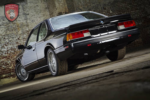 1988 BMW M635CSI * fully loaded For Sale (picture 4 of 6)