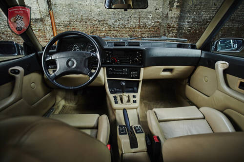 1988 BMW M635CSI * fully loaded For Sale (picture 6 of 6)