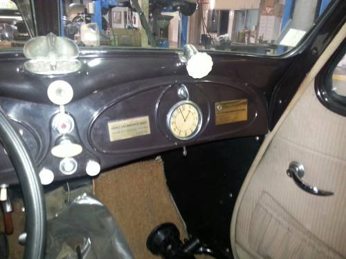 BMW 326 de 1939 For Sale (picture 5 of 6)