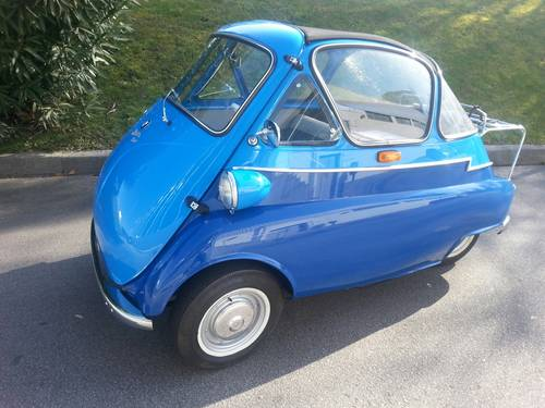 Isetta 300 Boubble Car 1956 For Sale (picture 2 of 6)