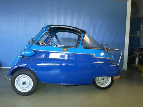 Isetta 300 Boubble Car 1956 For Sale (picture 3 of 6)