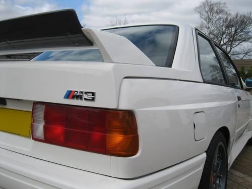 1988 BMW E30 M3 (AK05 215bhp) European Car For Sale (picture 5 of 6)