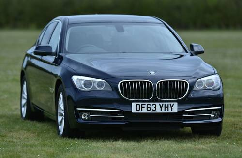 2014 BMW 7 series 3.0D SE Auto For Sale (picture 1 of 6)