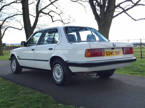 1986 BMW E30 318i Auto - Exceptional Example ** NOW SOLD ** For Sale (picture 2 of 6)