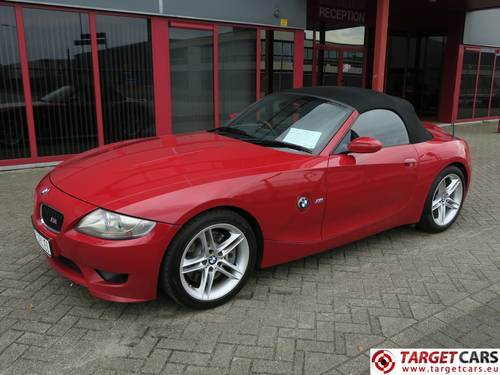 2006 BMW Z4M M-Roadster 3.2L 343HP RHD For Sale (picture 1 of 6)
